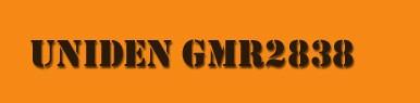 radio uniden gmr2838 rango de 28 millas (45 km)