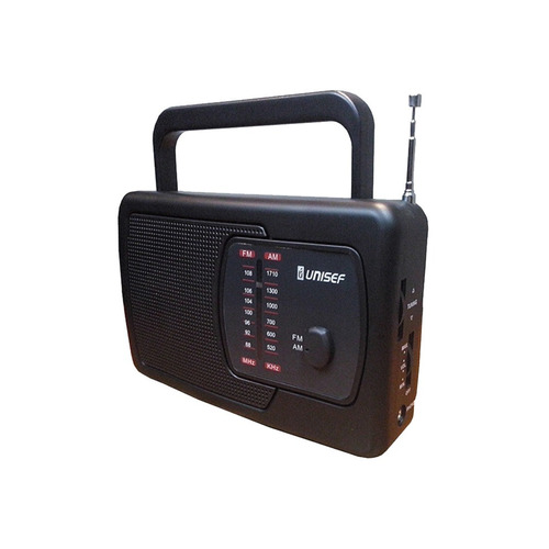 radio unisef  9128 digital