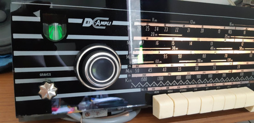 radio valvulado  mulard igual ao philips fr680a