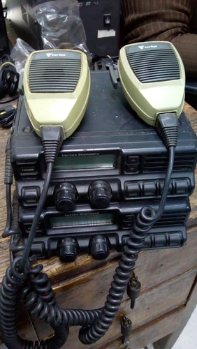 radio vertex standard movil uhf vx4000u