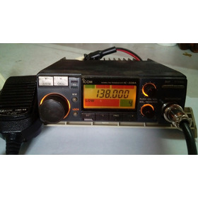 Radio Vhf 2 Metros Icom Ic 228a No Yaesu No Kenwood Sin Micr