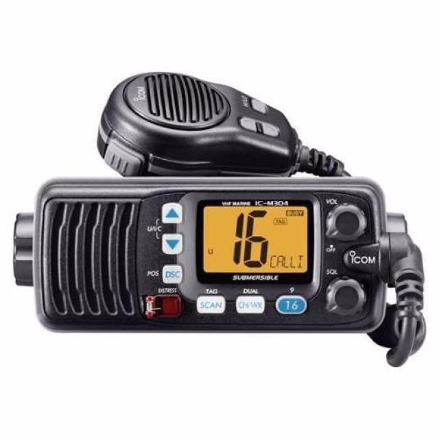 Rádio Vhf Marítimo Icom Ic-m304 - R$ 960,99 em Mercado Livre