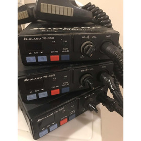 Rádio Vhf Maritimo Midland Vhf
