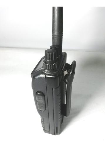 radio vhf portatil yaesu ft 250 5w antena vehiculo original