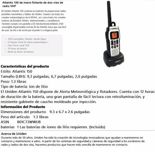 radio vhf talkies