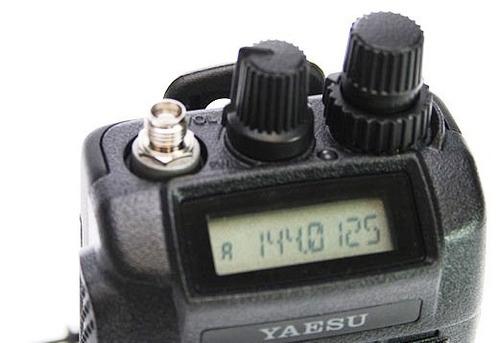 radio vhf yaesu