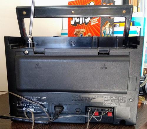 radio vintage panasonic jvc pc-25u