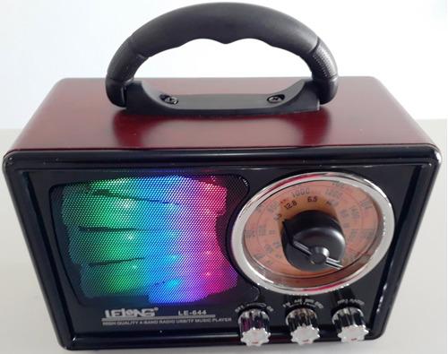 rádio vintage retro fm am sw1-2 modelo antigo pilha energia