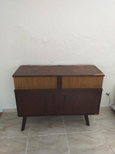 radio vitrola antigo