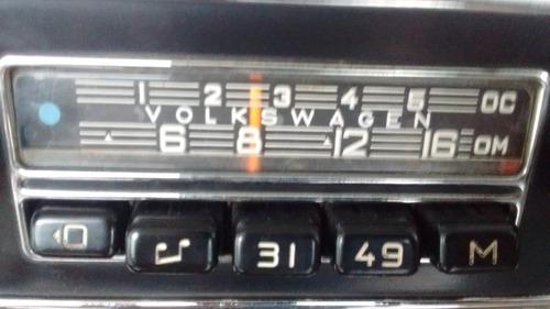 radio volkswagem original bosch fusca kombi linha toda