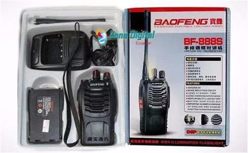 radio  walkie talkie digital banda alta uhf 440 -470 mhz