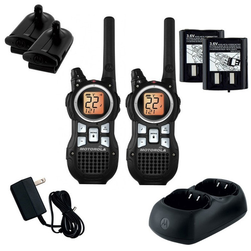 radio walkie talkie motorola mr350r handie 57 km nuevo mr350