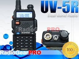 radio walkie talkie profesional baofeng uv-5r