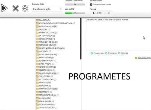 rádio web vox (streaming)