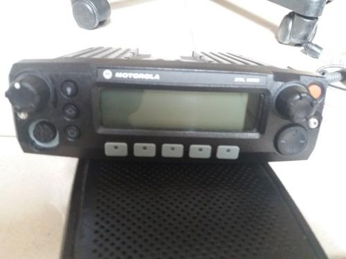 radio xtl2500 vhf motorola p25 completo