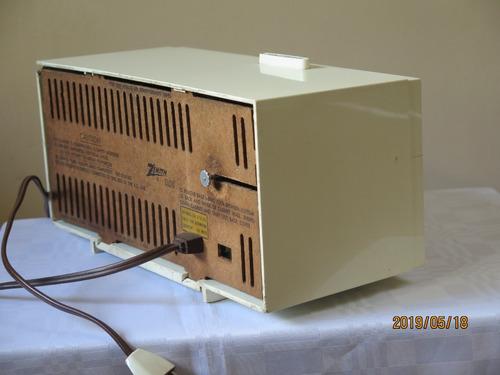 radio  zenith del año 1962