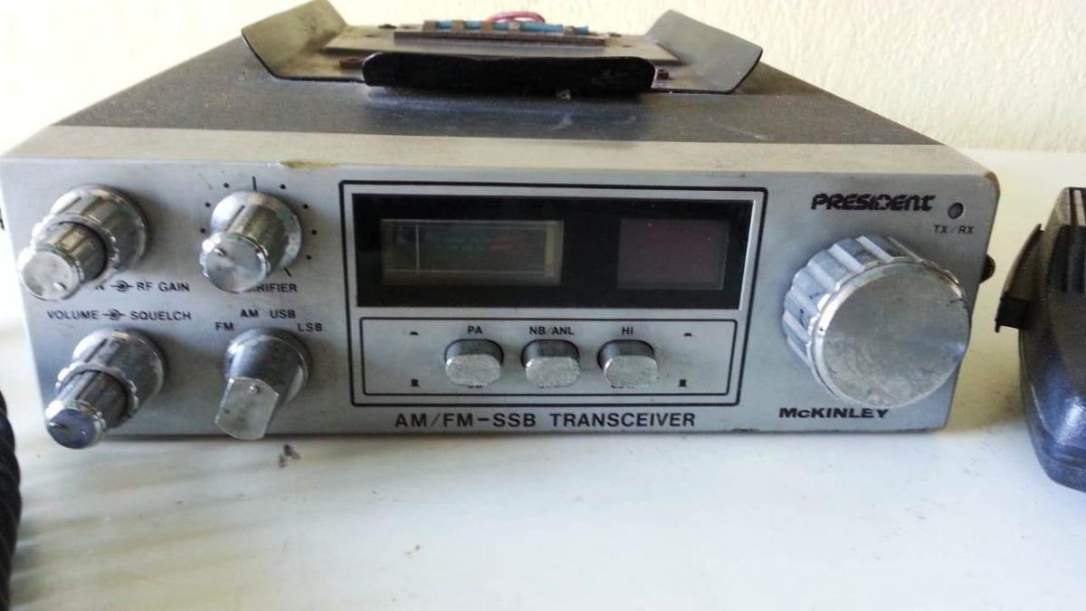 Radioaficionados Emisora President  Mckinley  Escucho Oferta - $ 4 000,00