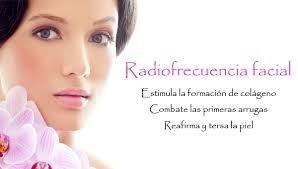 radiofrecuencia facial + mascarilla facial x 20.000 bsf
