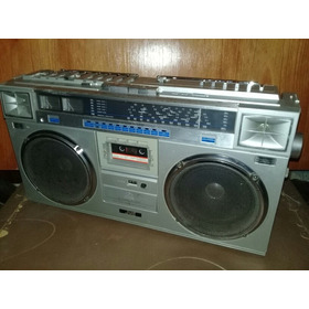 Radiograbador Jvc 6 Band Stereo
