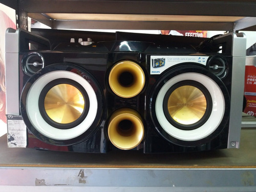 radiograbadora philips fwo2000
