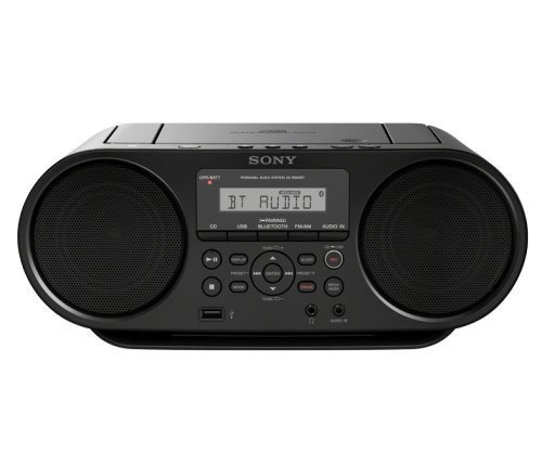 radiograbadora sony  mod. zs-rs60bt