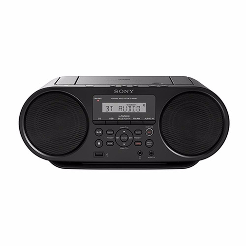 radiograbadora  sony zs-rs60bt