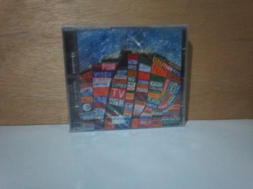 radiohead. hail to the thief. cd.