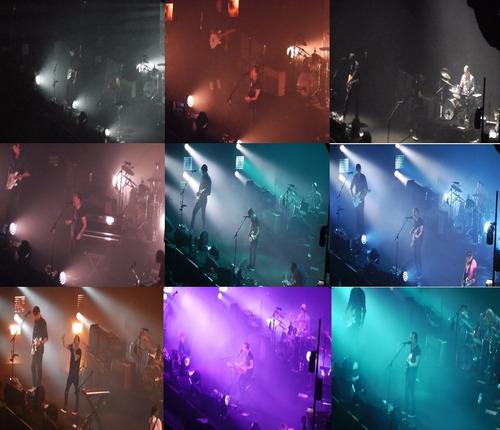 radiohead primer concierto completo mexico 2016