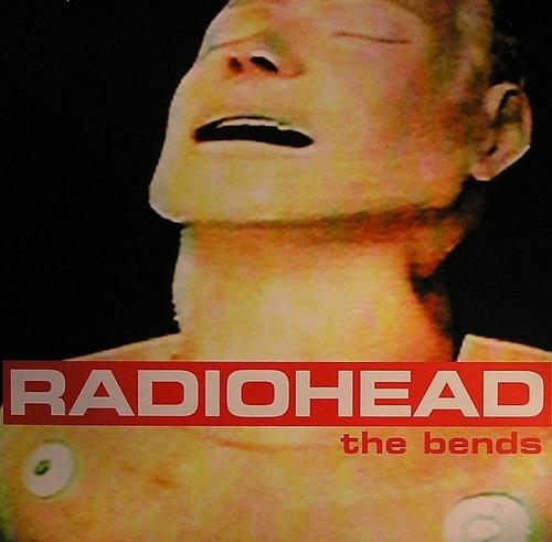 radiohead - the bends, remaster vinyl + incert