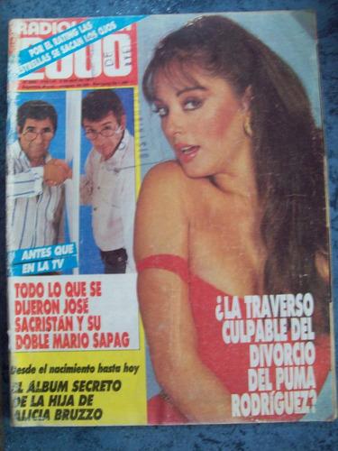 radiolandia 2000 3055 traverso sapag bruzzo poster: the cure