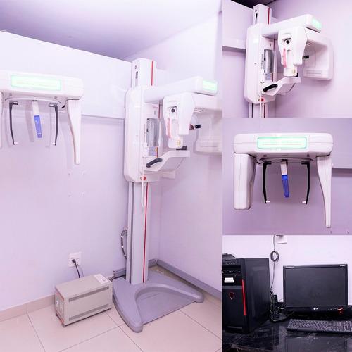 radiologia odontologia - panorâmico + treinamento (know how)