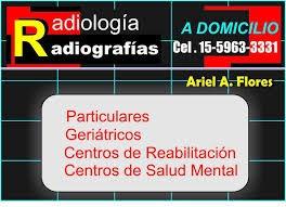 radiologia radiografías a domicilio  cap fed / zona sur