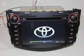 radio/pantalla/touch/gps/bluetooth/tv. toyota rav