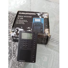 Shortwave Radio Grundig S350gl Luxo Am Fm - Eletrônicos