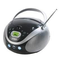 Reproductor Cd Radio Fm/am Coby