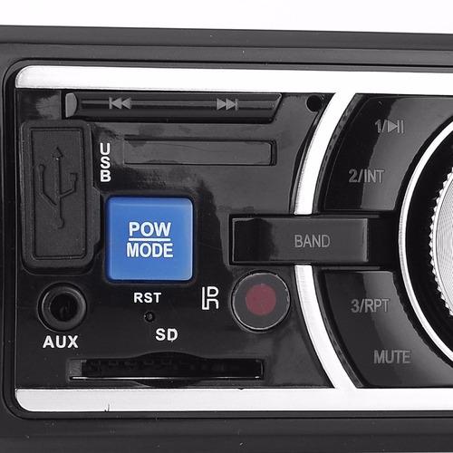 radios carro sonid usb mp3 sd fm aux  control envio gratis