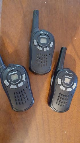 radios cobra pr190-2vp 16 kms