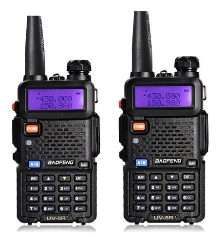 radios de comunicación baofeng uv5r [7km alcance] [precio ne