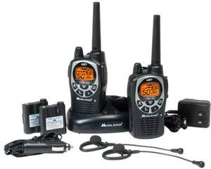 radios midland 36 millas h2o a prueba de agua gxt1000vp4