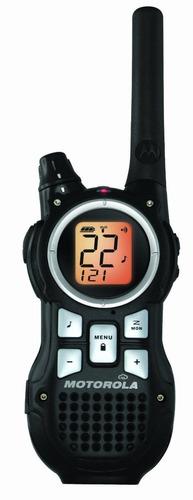 radios motorola 56 kilometros talkabout walkie talkie mr350r