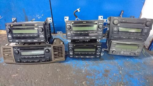radios originales para toyota desde ¢15.000