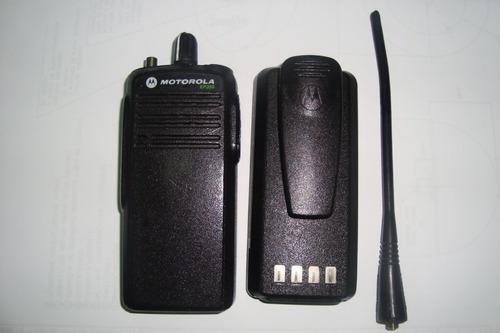 radios portatiles motorola modelo ep350 en la banda uhf