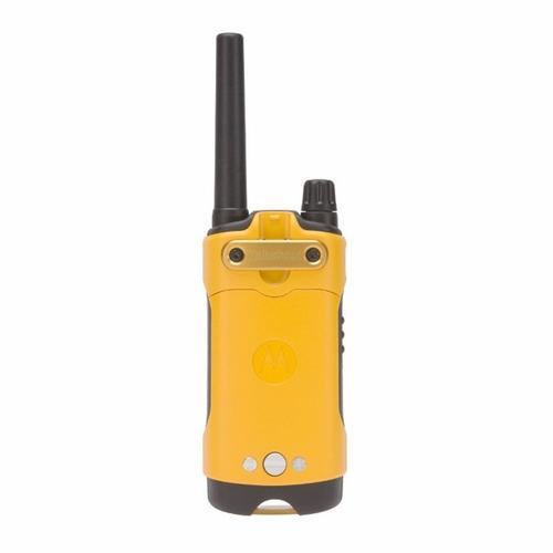 radios t400mc motorola frs/gmrs impermeables alcance de 56km