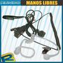 Manos Libres Tubo Acustico Para Motorola Pro5150 Elite 7150