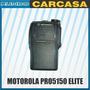 Kit Carcasa Motorola Pro5150 Elite Con Perilla Etiquetas