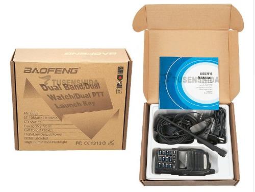 radiotelefono baofeng uv82 gold importador