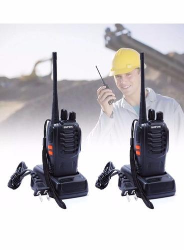radiotelefono x1 baofeng bf-888s uhf 400-470mhz 5w 16ch