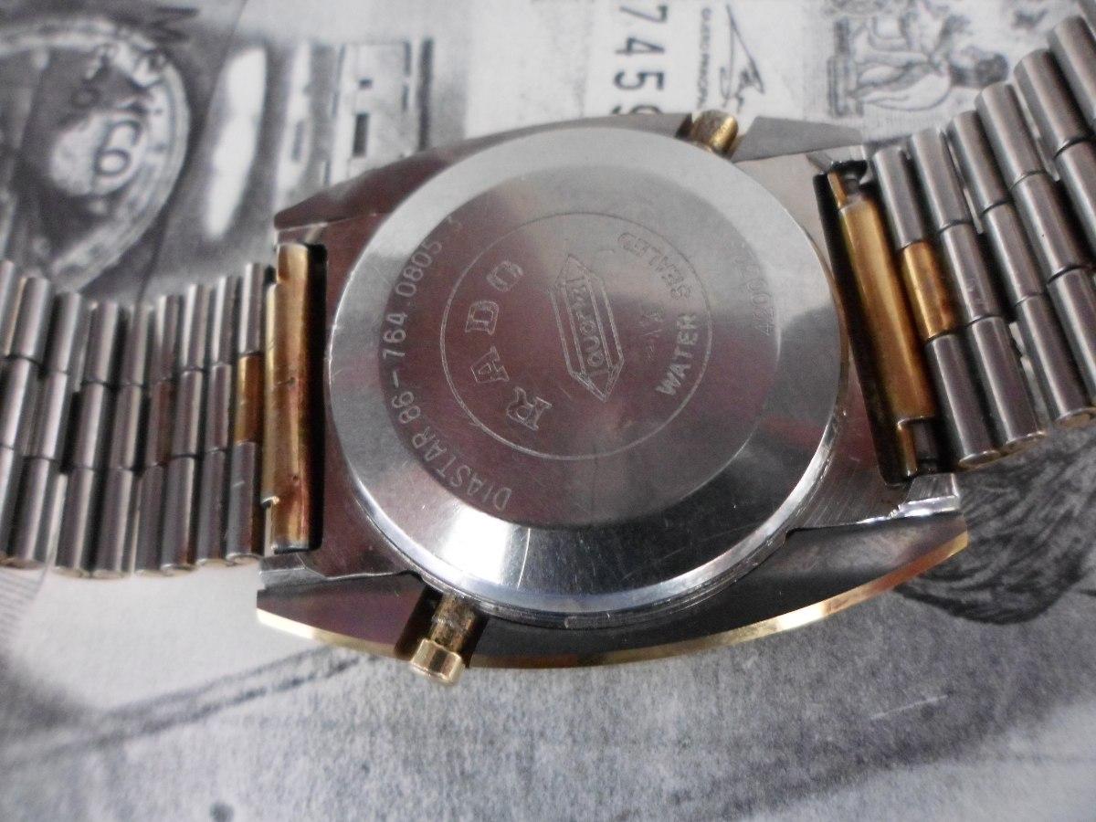 Reloj Rado Diastar - Watches Barcelona