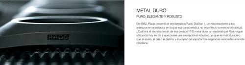 rado original caballero r12413313 automático 35mm wr 30m