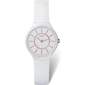 792d1d1ac2e4 Reloj Mujer Blanco Mujeres Rado - Relojes Pulsera en Mercado Libre Chile